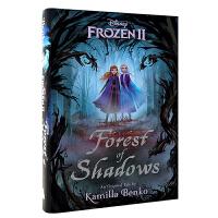 英文原版 冰雪奇缘2 暗影森林 电影同名小说 Frozen 2: Forest Of Shadows 精装 艾莎安娜 青