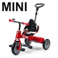 /星辉宝马mini儿童折叠三轮车童车 1-3岁宝宝手推车脚踏车