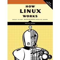 英文原版 精通Linux(第2版) How Linux Works, 2nd Edition