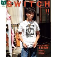 木村拓哉 SWITCH Vol.38 No.11 市川染五郎小泉今日子 单期杂志 日本原版杂志