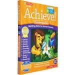 英文原版 Achieve Kindergarten Building Skills for School Succes