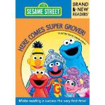 【预订】Here Comes Super Grover!: Brand New Readers