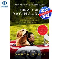 英文原版 The Art of Racing in the Rain Tie-In 雨中竞赛的艺术 雨中赛车的艺术 Ga