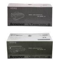 原装联想lenovo LT2435 黑色墨粉盒 LD2435 硒鼓 鼓架 适用于联想 LJ3500 LJ3500N L