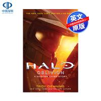 英文原版 光环:遗忘 Halo: Oblivion: A Master Chief Story 全英文版科幻小说