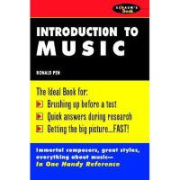 【预订】Schaum's Outline of Introduction to Music