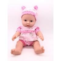 智能仿真婴儿洋娃娃会唱歌说话的全软胶睡眠娃娃宝宝儿童玩具女孩