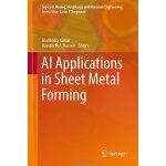 【预订】AI Applications in Sheet Metal Forming 9789811022500