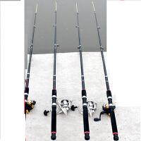 海竿套装鱼竿海杆甩竿海钓竿垂钓鱼超硬远投抛竿套装渔具组合