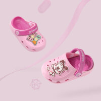 宝宝拖鞋夏女1-3岁防滑2婴幼儿男儿童凉拖女童可爱软底男童洞洞鞋