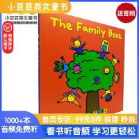 #英文原版 The Family Book 家庭书 [精装] [2-5岁]