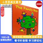 英文原版 The Family Book 家庭书 [精装] [2-5岁]