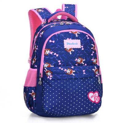 儿童背包小学生男女孩1-3-5一年级女童6-12周岁轻便公主女生书包
