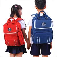 儿童书包小学生男女生3-4-5二年级双肩包7-11岁大童减负背包