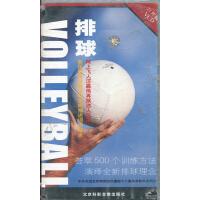 原装正版 排球21VCD 荟萃500个训练方法 演绎全新排球理念 (满500元送8G U盘)
