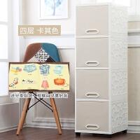 35宽加厚开门式收纳柜 环保儿童PP衣柜 防水塑料储物柜 整理箱