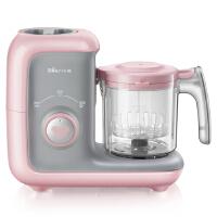 小熊(Bear) 婴儿辅食机 蒸煮搅拌一体机 多功能婴儿食物调理机搅拌器料理机 SJJ-D03P1
