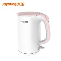 九阳(Joyoung) 电热水壶家用烧水防烫开水煲电水壶304不锈钢1.7L K17-F802