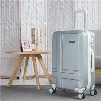 20180627025836615万向轮拉杆箱旅行箱包大小行李箱登机密码皮箱子男女20寸24寸