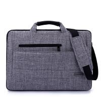 电脑包手提女单肩包13 14 15.6寸男韩版笔记本包