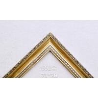 十字绣表框材料钻石画匡架装裱框实木画框定做照片框拼图像框