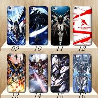高达扎古独角iphone7/6s/5/X苹果8plus小米9vivox23oppor9s手机壳