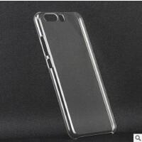 华为p10手机壳超薄p10保护套防摔塑料PC华为p10plus透明硬壳男女 华为P10 透明硬壳+普通膜