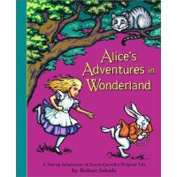 Alice's Adventures in Wonderland: A Pop-up Adaptation 爱丽丝漫游