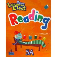 原版培生朗文少儿英语教材 Primary Longman Elect Reading 5A 阅读练习册 6-12岁香港小