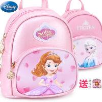 儿童迪士尼包包女童双肩背包公主时尚斜挎包可爱迷你宝宝手提小包