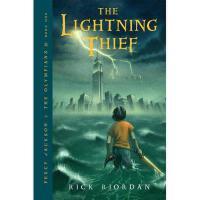 【预订】The Lightning Thief 9780786856299