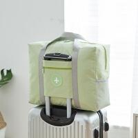 旅行手提包便携拉杆包短途行李搬家袋大容量短途单肩包防水折叠包 大