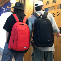 韩版2019新款高中初中学生书包女双肩背包男大容量旅游旅行包电脑