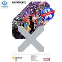 现货 漫威漫画 X战警的黎明2 英文原版 Dawn of X Vol 2 Jonathan Hickman 美漫 Mar