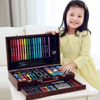 儿童画画工具绘画套装画笔礼盒小学生水彩笔美术文具学习生日礼物