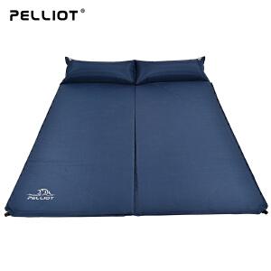 【到手价:145.6一件8折 下单立减 仅限8.26】伯希和户外自动充气垫 帐篷防潮垫双人旅行露营野餐垫