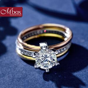 新年礼物Mbox戒指 日韩女款原创采用波西米亚风元素时尚戒指指环戒圈 最初