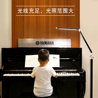 LED护眼落地灯客厅卧室床头书房创意练琴专用遥控钢琴台灯n7u