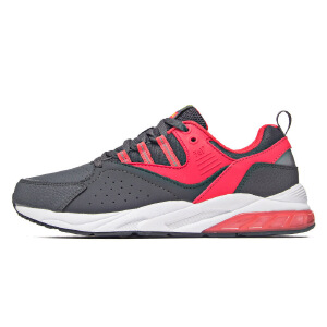 【99减50 199减100】361度女鞋秋季时尚炫彩亮色舒适防滑缓震运动显现跑步鞋