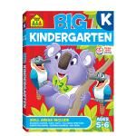 【5-6岁幼儿园练习】School Zone Big Kindergarten Workbook 儿童早教全彩练习册附