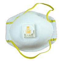 3M 8511 经济型焊接防尘口罩N95防尘粉尘电焊防雾霾PM2.5口罩