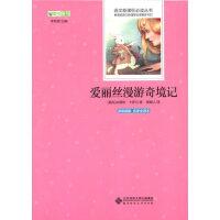 爱丽丝漫游奇境记 语文新课标必读丛书 刘易斯卡罗尔 北京师范大学出版社