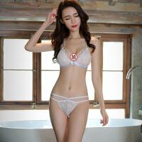 透视蕾丝薄款【文胸+内裤】7755 用品 女士情趣内衣