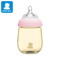 ppsu奶瓶 新生儿宽口径奶瓶 婴儿防胀气喝水奶瓶防摔a452