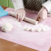 硅胶揉面垫厨房烘焙工具硅胶垫耐高温防滑案板烘培和面垫子擀面垫