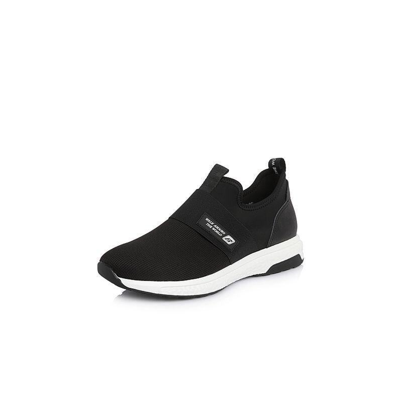 Belle/百丽2018春季新品专柜同款纺织品男休闲鞋5QY02AM8