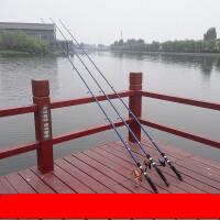 海竿4.5米海钓竿套装远投竿全套3.6米超轻超硬矶钓杆长节甩杆
