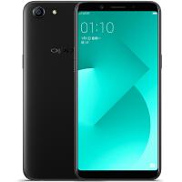 OPPO A83 全面屏 全网通4G+32G 黑色 移动联通电信全网通4G手机 双卡双待