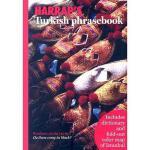 【预订】Harrap's Turkish Phrasebook [With Foldout Map]