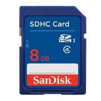 Sandisk SD卡 8G C4 闪迪 SDHC 8G class4 相机内存卡